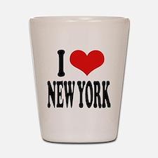 I * New York Shot Glass