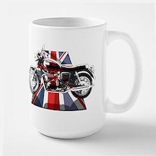 British Bonneville Large Mug