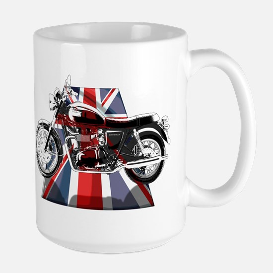 British Bonneville Large Mug