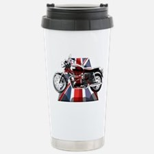 British Bonneville Stainless Steel Travel Mug