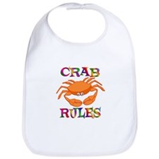 Crab Rules Bib