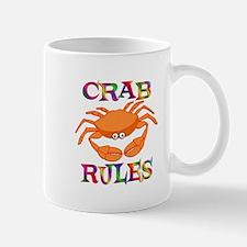 Crab Rules Mug
