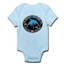 Stop Hunting Whales Infant Bodysuit