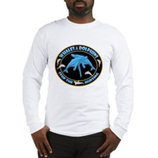 Stop Hunting Whales Long Sleeve T-Shirt