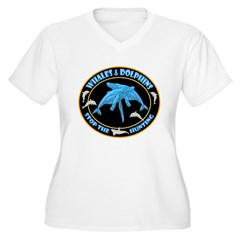Stop Hunting Whales T-Shirt