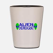 Aliens For Shot Glass