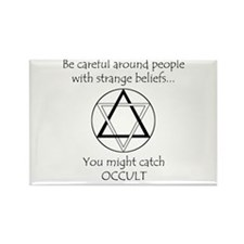 OCCULT Rectangle Magnet