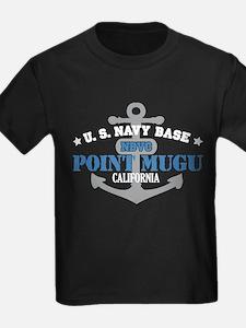 US Navy Point Mugu Base T
