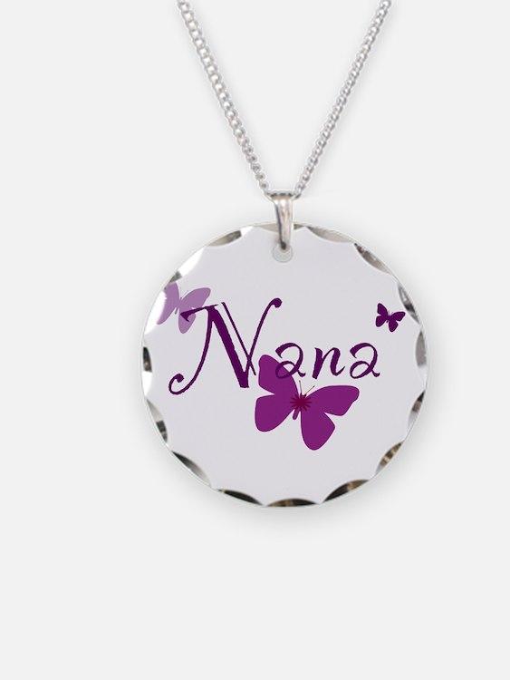 Nana Butterflys Necklace