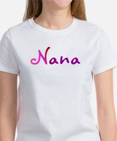 Pink Nana Women's T-Shirt