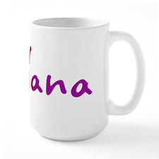 Pink Nana Mug