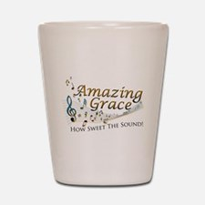 Amazing Grace Shot Glass