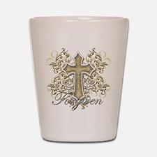 Forgiven Shot Glass