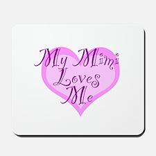 My Mimi Loves Me Mousepad