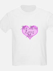 My Mimi Loves Me T-Shirt