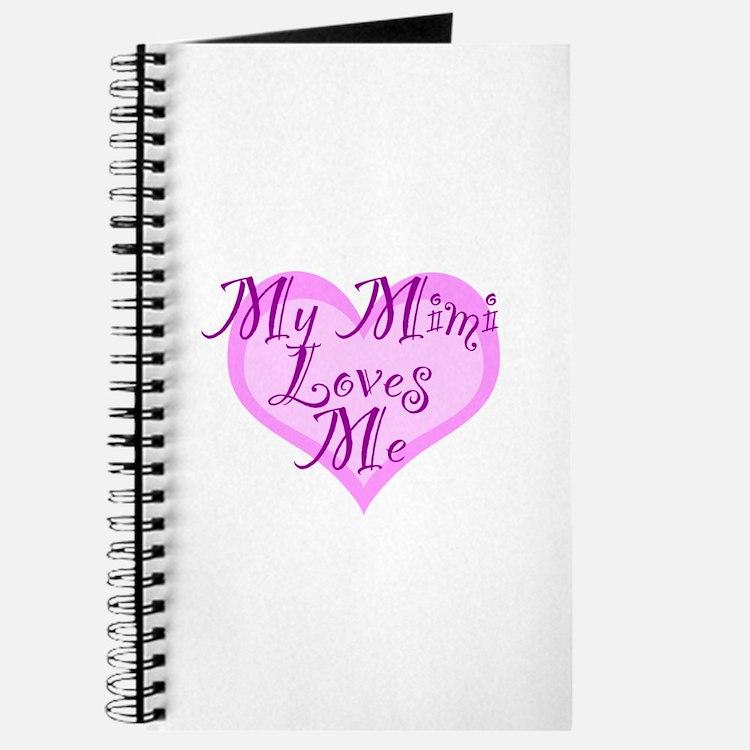 My Mimi Loves Me Journal