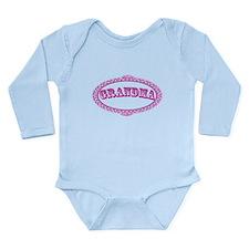 Grandma Long Sleeve Infant Bodysuit