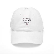 Hematology's a BLAST! Baseball Cap