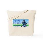 Singing Nun Tote Bag