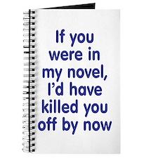 In My Novel - Writer Journal