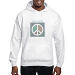 Peace Is Possible HOODED SWEATSHIRT