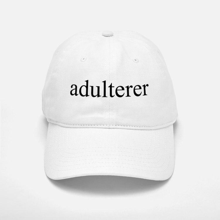 Adulterer Baseball Baseball Cap