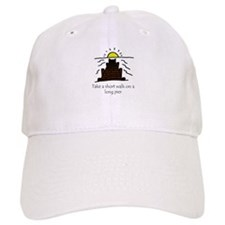 Long Pier Baseball Cap
