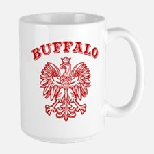 Buffalo Polish Large Mug