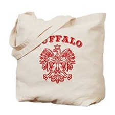 Buffalo Polish Tote Bag