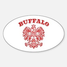 Buffalo Polish Decal