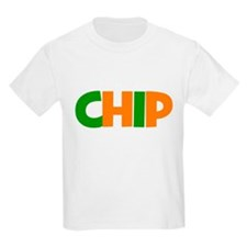 chip (pairs with old block) T-Shirt