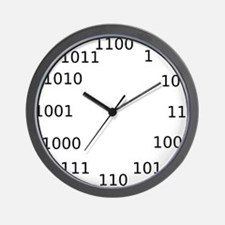 Cute 1337 Wall Clock