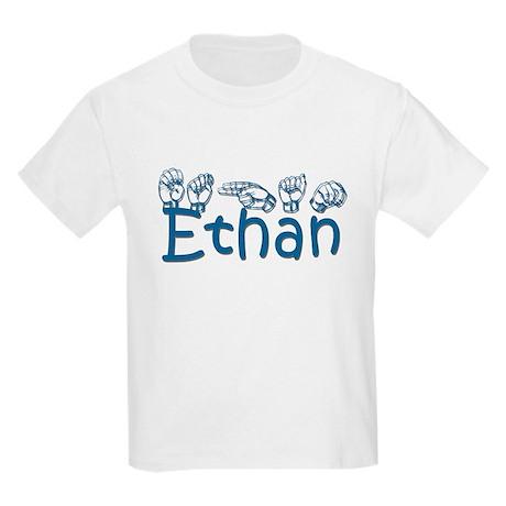 Ethan-ch Kids Light T-Shirt