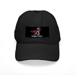 Vegas Vicky Las Vegas Baseball Hat