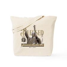 Pope John Paul II Beatificati Tote Bag