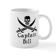Captain Bill Mug