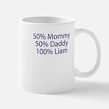 100% Liam Mug