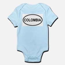 Colombia Euro Infant Creeper