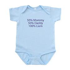 100% Liam Infant Bodysuit