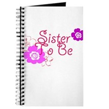 Sister To Be Journal