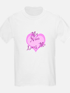 My Nana Loves Me T-Shirt