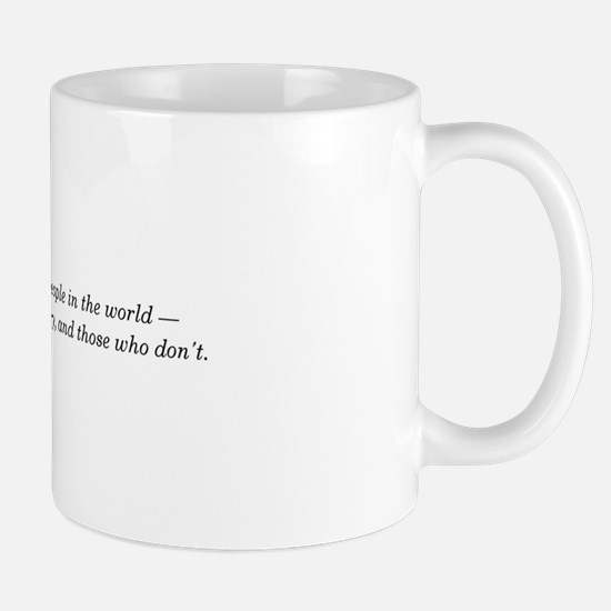 Mug - There are only 10 types of people