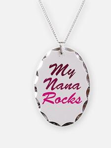 My Nana Rocks Necklace