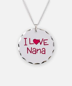 I Love Nana Necklace