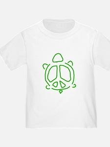 Peace turtle T