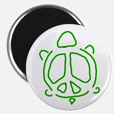 Peace turtle Magnet
