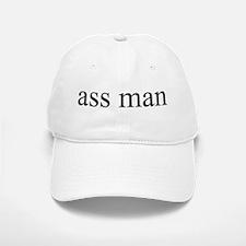 Ass man Baseball Baseball Cap