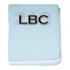 LBC 213 baby blanket