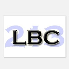 LBC 213 Postcards (Package of 8)