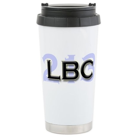 LBC 213 Stainless Steel Travel Mug